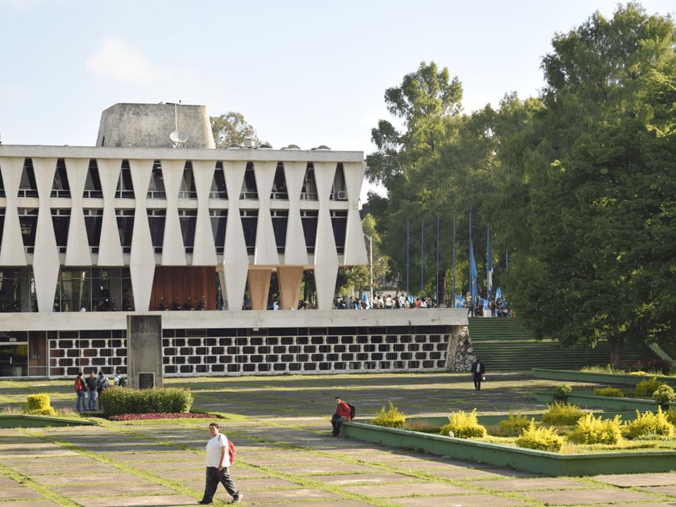 La re-producción colonial de la Universidad de San Carlos de Guatemala