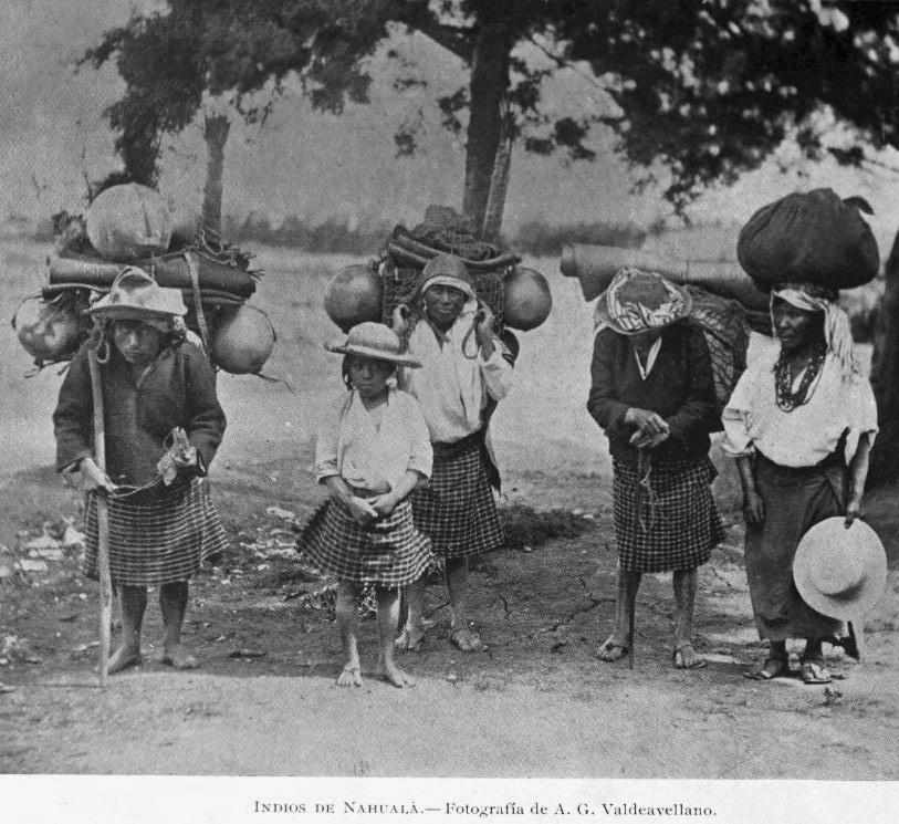 Nahualá 1897
